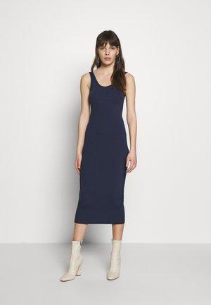LOVA DRESS - Shift dress - night sky