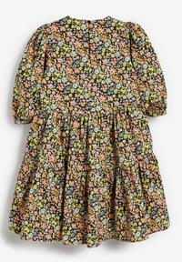 Next - TIERED PUFF SLEEVE - Denní šaty - light pink - 2