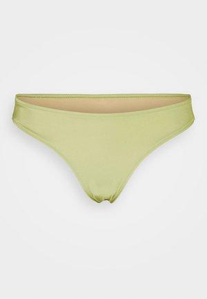 MALOU BOTTOM  - Bikiniunderdel - tarragon