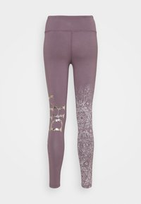 Deha - YOGA LEGGINGS - Legging - purple gray - 1
