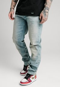 SIKSILK - Relaxed fit jeans - light blue wash - 0