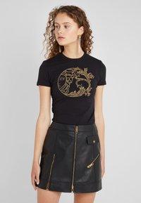 Versace Collection - Print T-shirt - nero - 0