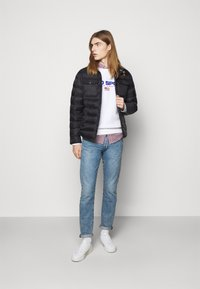 Polo Sport Ralph Lauren - LONG SLEEVE - Sweatshirt - white - 1