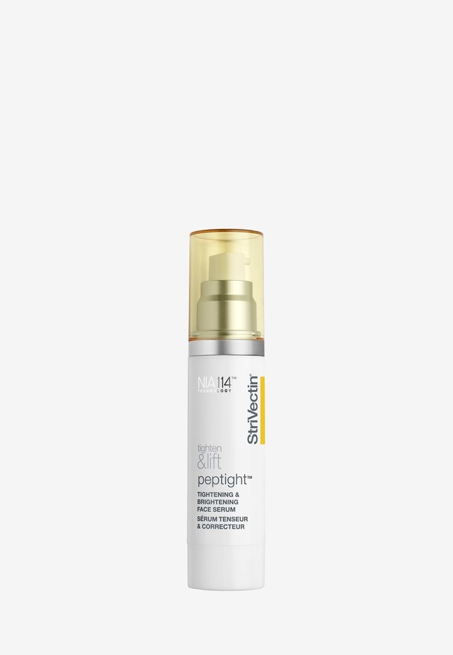PEPTIGHT™ TIGHTENING & BRIGHTENING FACE SERUM - Serum - -