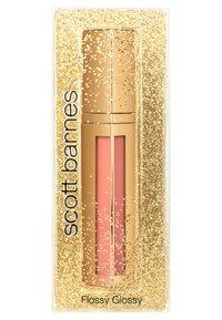 scott barnes - FLOSSY GLOSSY - Lipgloss - princess peach - 1