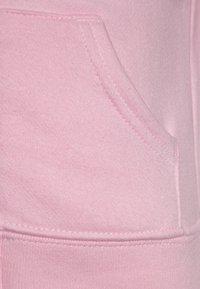 GAP - TODDLER GIRL LOGO - Sudadera con cremallera - old school pink - 2
