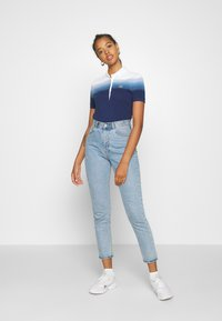 Lacoste - Polo shirt - turquin blue/white - 1