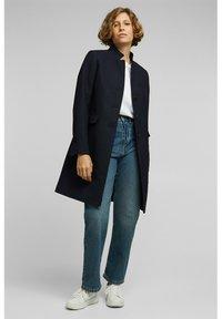 Esprit - Classic coat - navy - 1