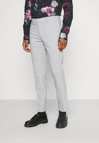 Isaac Dewhirst - PLAIN LIGHT SUIT - Completo - grey - 4