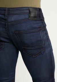 Jack & Jones - JJIGLENN JJFOX  - Jeans slim fit - blue denim - 3