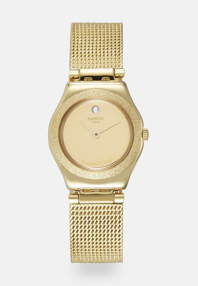LUMINESCENT - Horloge - gold-coloured