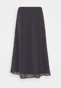 edc by Esprit - SKIRT - A-line skirt - navy - 1