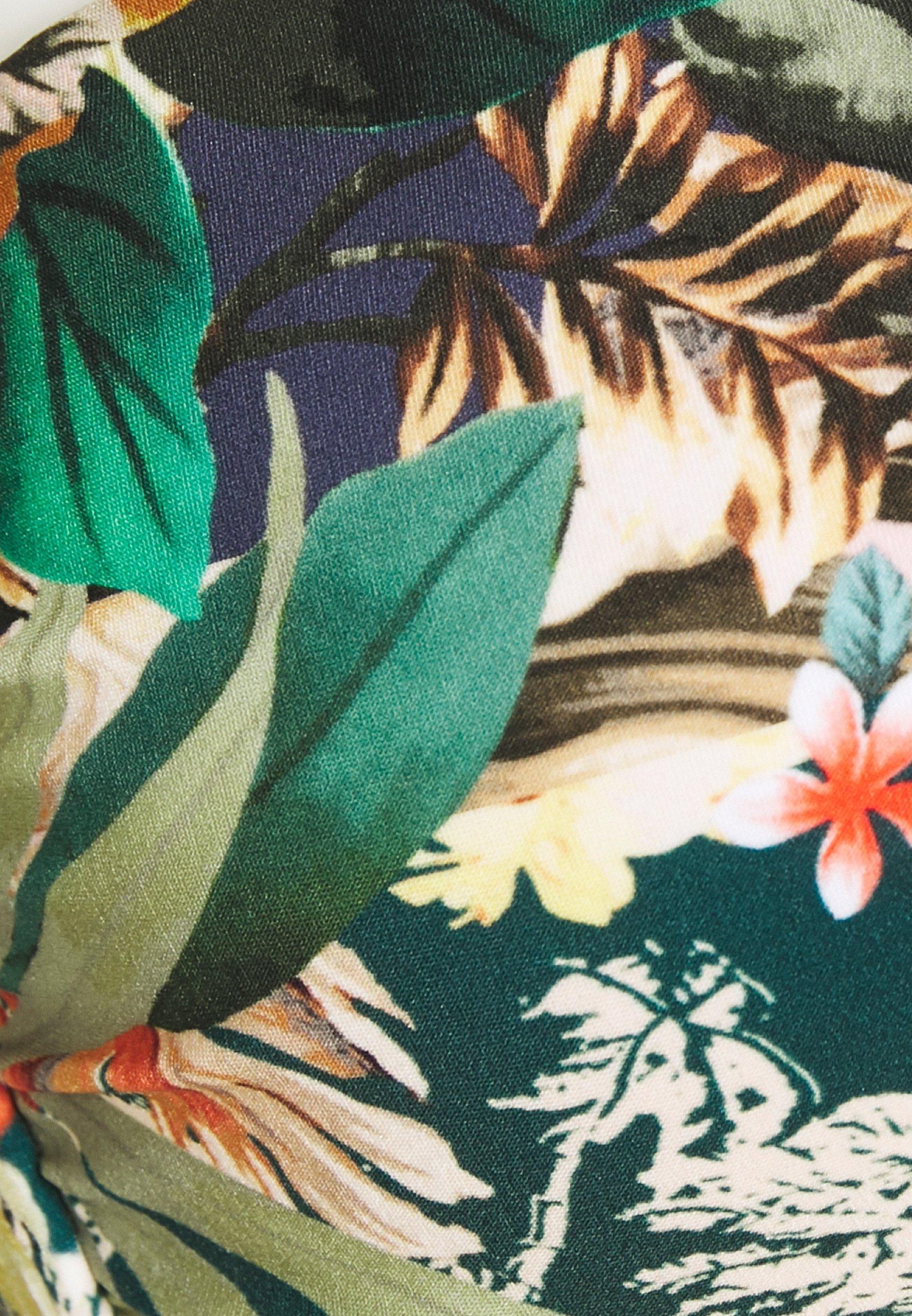 watercult SUMMER SOLIDS SLIP - Bikiniunderdel - indian ink