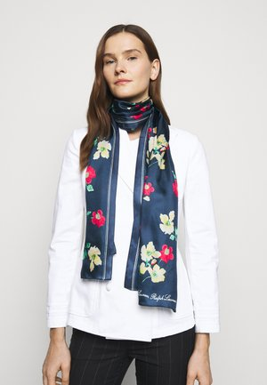 DINA - Scarf - holiday navy