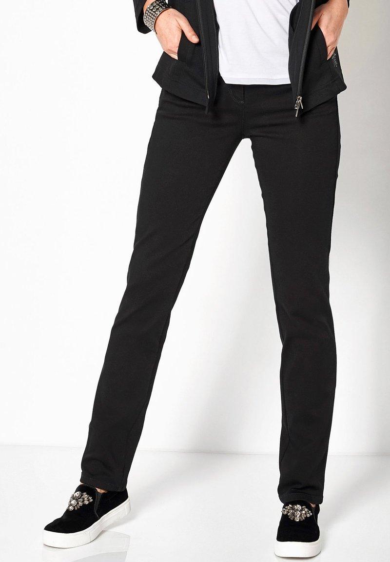TONI - BELOVED CS - Slim fit jeans - 089 black