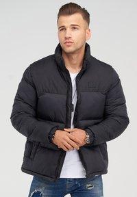 Jack & Jones - MIT - Winter jacket - black - 3