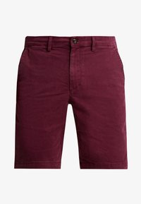 GAP - STRETCH SOLID LIVED - Shorts - tuscan red - 4