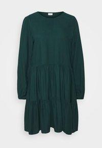 JDY - JDYPEANUT DRESS - Kjole - dark green - 0