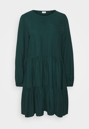 JDYPEANUT DRESS - Kjole - dark green