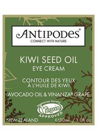 Antipodes - KIWI SEED OIL EYE CREAM  - Soin des yeux - - - 1