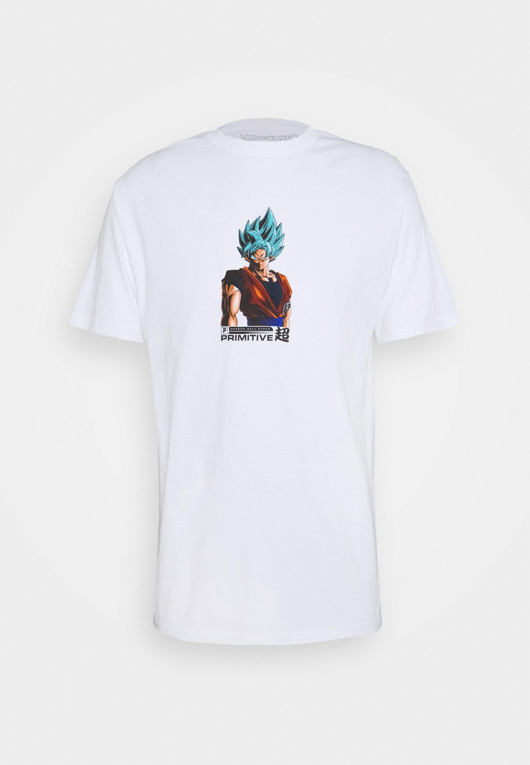 SHADOW GOKU TEE T shirts print white