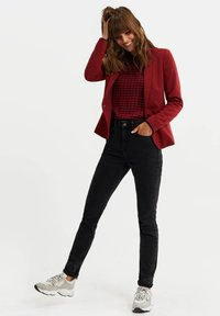 WE Fashion - Blazer - deep red - 1
