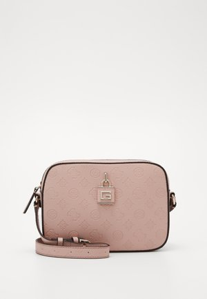 KAMRYN CROSSBODY TOP ZIP - Skulderveske - rose