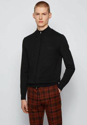 """""""PALANO-L"""" - Zip-up hoodie - schwarz"""