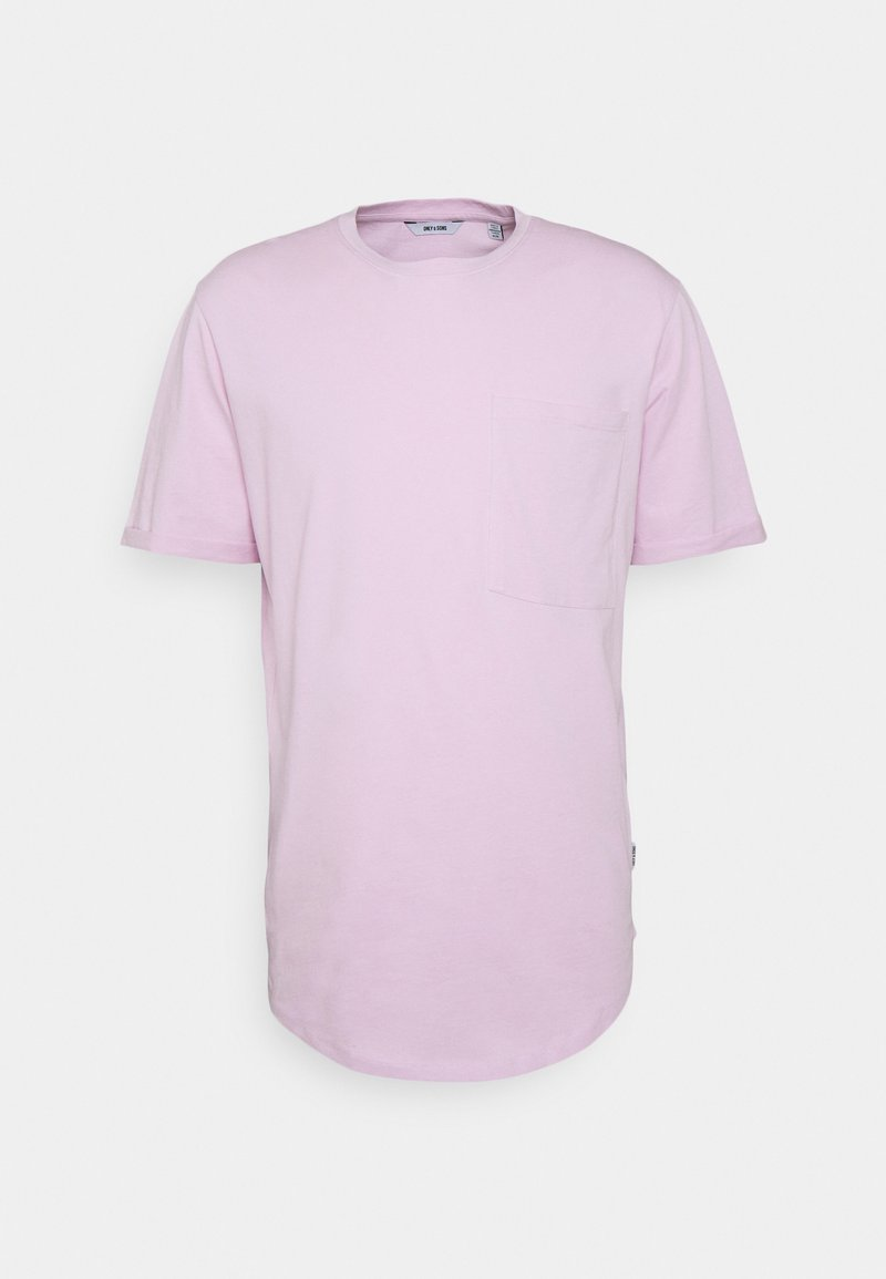 Only & Sons - ONSGAVIN LIFE TEE - T-shirt - bas - winsome orchid