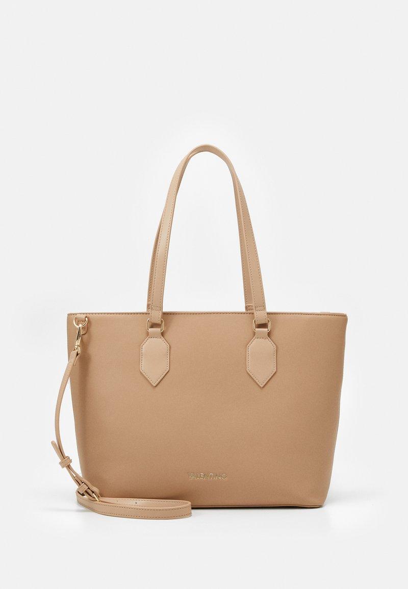 Valentino Bags - PETRA SET - Torba na zakupy - beige