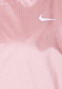 Nike Performance - ESSENTIAL JACKET PLUS - Sports jacket - pink glaze/reflective silver - 2