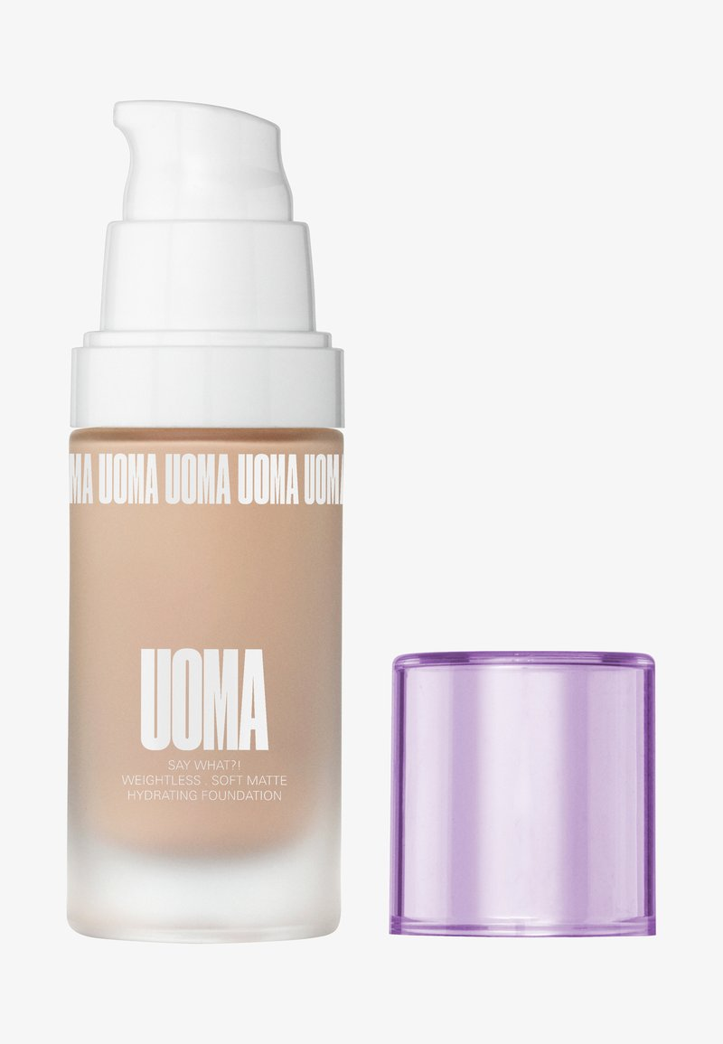 UOMA - SAY WHAT?! FOUNDATION - Foundation - t2w white pearl
