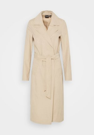 VMBILLIEDAISY JACKET - Classic coat - tan
