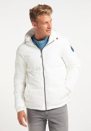 Zimní bunda - wollweiss