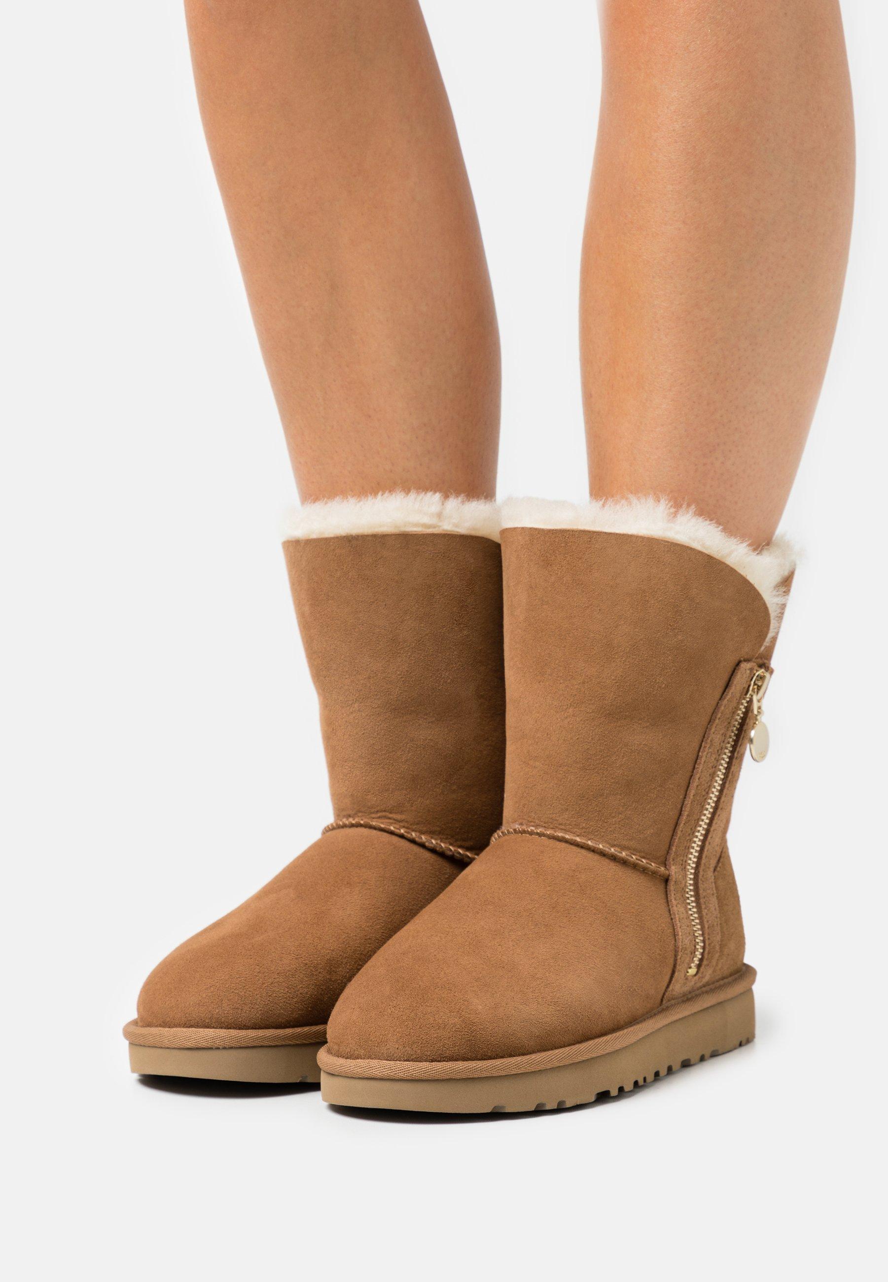 Women BAILEY ZIP SHORT - Winter boots
