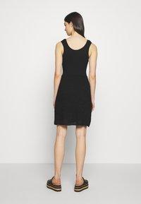 M Missoni - SLEEVES DRESS - Jumper dress - black - 2