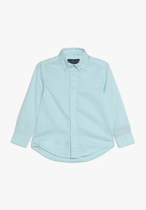 Camisa - island aqua