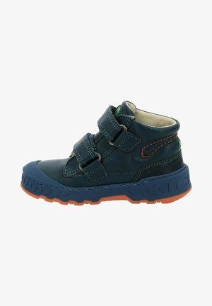 Sneakers hoog - bleu