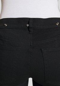 Diesel - BLESSIK  - Flared Jeans - black - 6