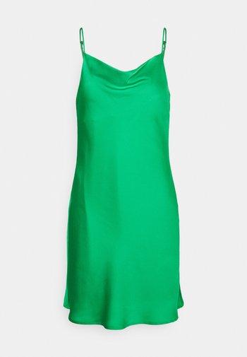 SIRI MINI COWLNECK DRESS - Vestito elegante - kelly green