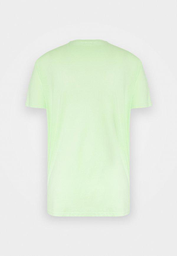 YOURTURN SET - Szorty - green Kolor jednolity Odzież Damska RAUU UA 4