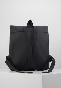 Rains - BAG MINI - Batoh - black - 5