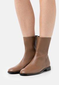 Furla - ESSENCE BOOT - Classic ankle boots - cognac - 0