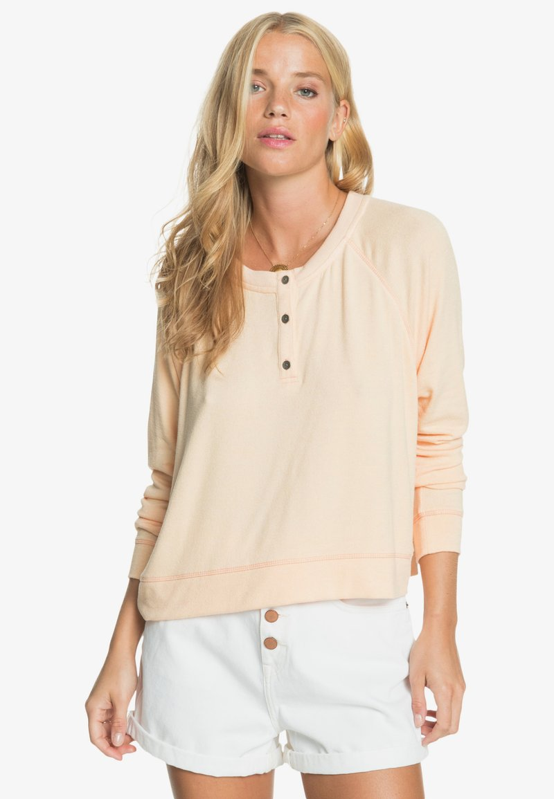 Roxy - Long sleeved top - apricot ice