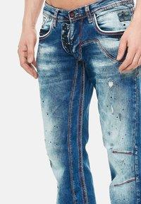 Rusty Neal - Slim fit jeans - blau - 0