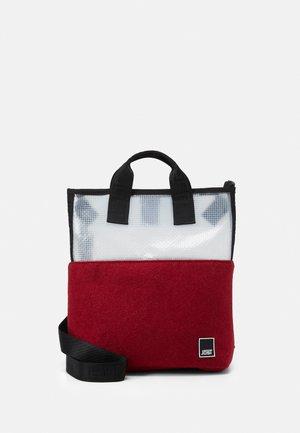UMEA - Rucksack - offwhite/red