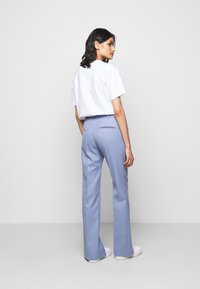 HUGO - HERLENE - Trousers - bright blue - 2