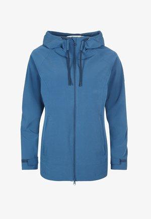 Waterproof jacket - stellarblue