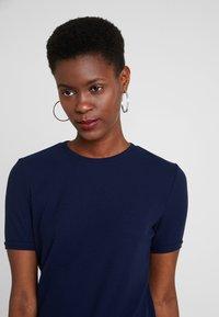KIOMI TALL - Basic T-shirt - maritime blue - 4