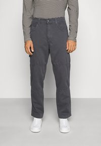 Kickers Classics - UTILITY TROUSER - Trousers - grey - 0